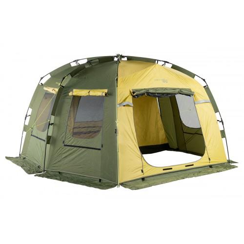 Всесезонная палатка автомат 4 Seasonа под теплообменник